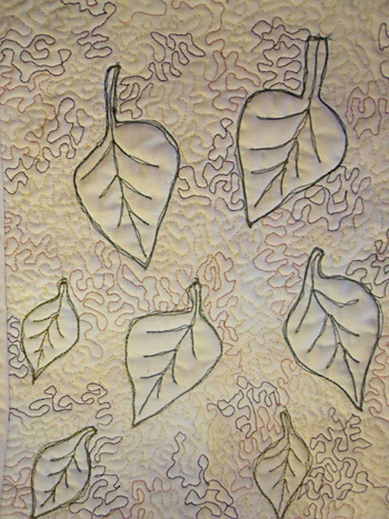 Jan Sandham - Leaves LG