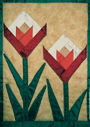 Marie Bunnage - Tulips LG